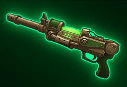 Rare Slug Rifle