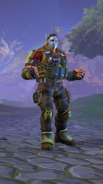Skin Warrior One Man Army.png