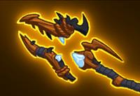 Legendary Bolt Staff