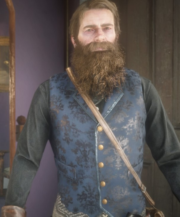 Red Wiki Opulent Vest 2 Dead Redemption MjSUGzVpLq