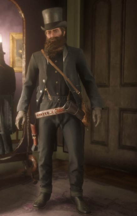 The Deauville - Red Dead Redemption 2 Wiki