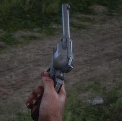Cattleman Revolver Red Dead Redemption 2 Wiki