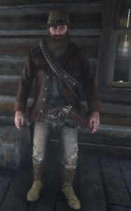 The Pursuer - Red Dead Redemption 2 Wiki