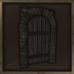 Reinforced Wood (Iron) Door