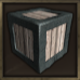 Reinforced Wood (Iron) Block