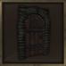 Reinforced Wood (Steel) Door