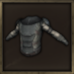 Light Leather Vest