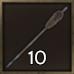 Steel Tipped Arrow
