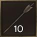 Iron Tipped Arrow