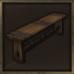 Medium Quality Bench