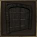 Reinforced Wood (Iron) Gate