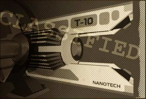 Nano Disruptor - Official Robocraft Wiki