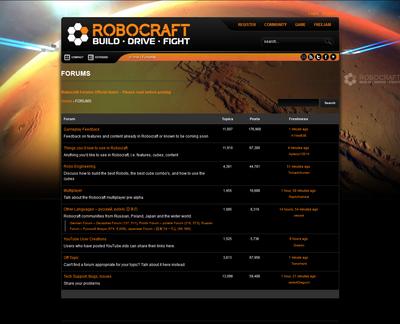 Robocraft Forums - Official Robocraft Wiki
