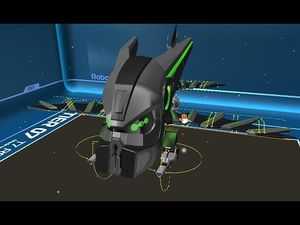 Scary Mask - Official Robocraft Wiki