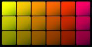 Orange team primary colors