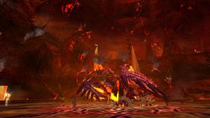 Lair of the Demon Dragon