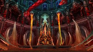 Hall of the Demon Lord