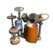 Junkyard Drum Kit