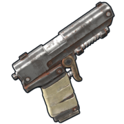 Semi-Automatic Pistol