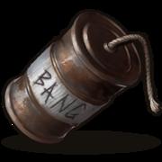 Grenade boîte de haricots