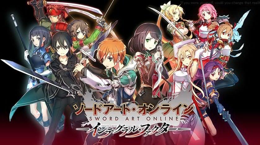 Sword Art Online Integral Factor Wiki