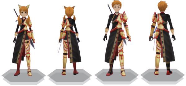Avatars Sword Art Online Integral Factor Wiki