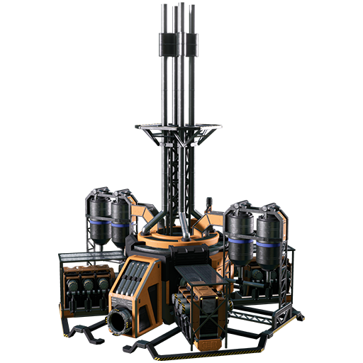Fuel Generator - Official Satisfactory Wiki