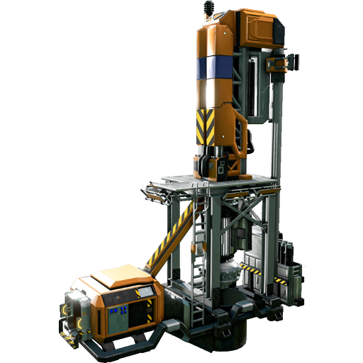 Miner Mk 2 - Official Satisfactory Wiki