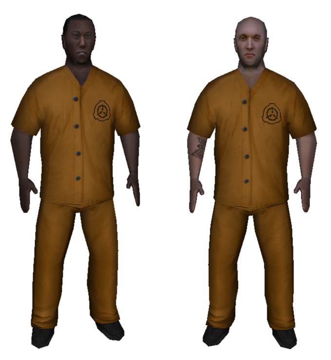 Class D Personnel Official Scp Containment Breach Wiki