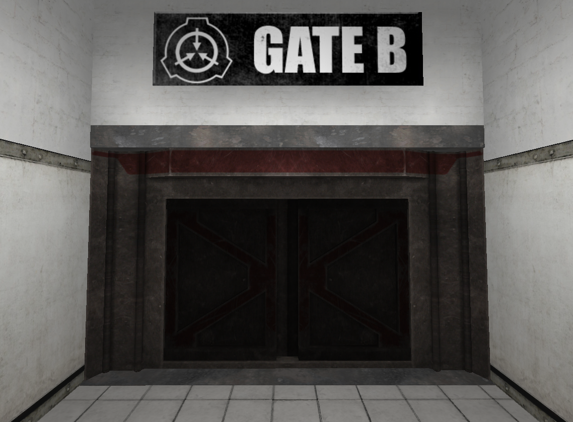 Gate B - Official SCP - Containment Breach Wiki