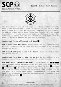 Documents - Official SCP - Containment Breach Wiki
