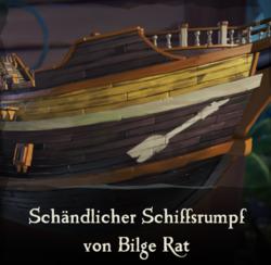 Schändlicher Schiffsrumpf von Bilge Rat.png