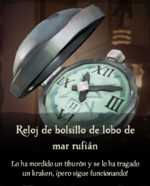 Reloj de bolsillo de lobo de mar rufián.png