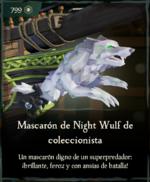 Mascarón de Night Wulf de coleccionista.png