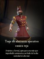Traje de almirante ejecutivo casaca roja.png