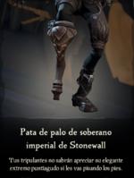 Pata de palo de soberano imperial de Stonewall.png