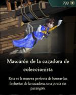 Mascarón de la cazadora de coleccionista.png