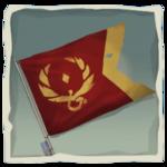 Bandera de Lobo de Mar glorioso inv.png