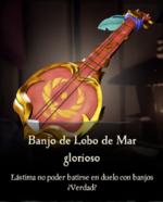Banjo de Lobo de Mar glorioso.png