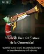 Pistola de llave del Festival de la Generosidad.png