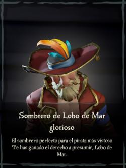 Sombrero de Lobo de Mar glorioso.png