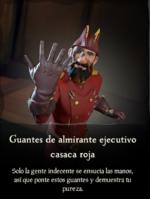 Guantes de almirante ejecutivo casaca roja.png