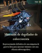 Mascarón de degollador de coleccionista.png