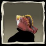 Sombrero de almirante ejecutivo casaca roja inv.png