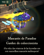 Mascarón de Paradise Garden de coleccionista.png