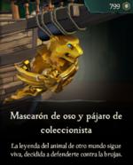 Mascarón de oso y pájaro de coleccionista.png