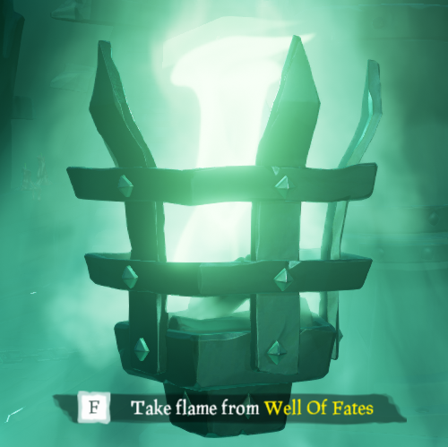 Flames of Fate - Sea of Thieves Wiki