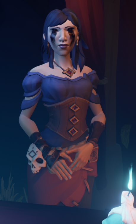 Madame Olga Sea Of Thieves Wiki