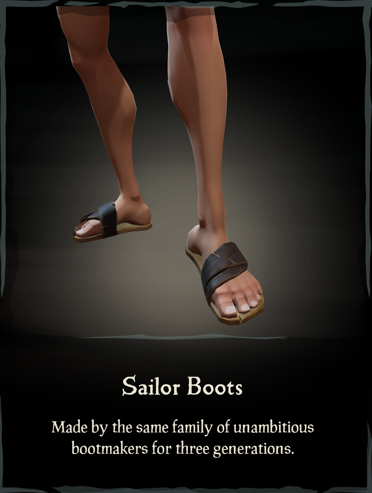 097f1621a44 Boots - Sea of Thieves Wiki