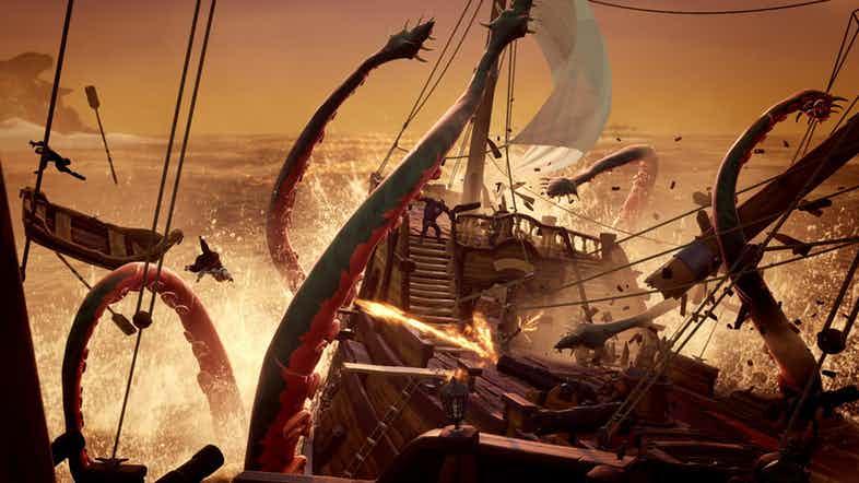 Kraken - Sea of Thieves Wiki